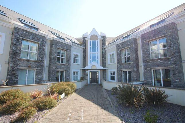 Thumbnail 1 bedroom flat for sale in 26 Castle Court, Farrants Way, Castletown