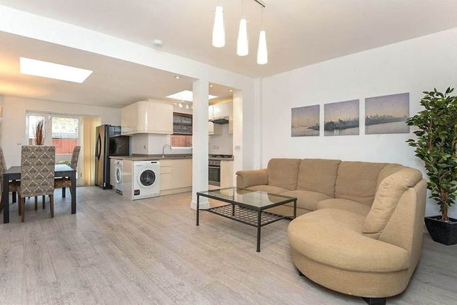 Thumbnail Terraced house for sale in Fairlight Road, London