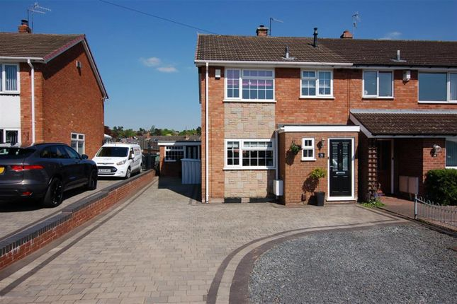 4 bed semi-detached house for sale in Barnett Lane, Wordsley