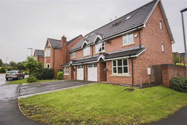 Thumbnail Semi-detached house for sale in Riverside View, Clayton Le Moors, Accrington