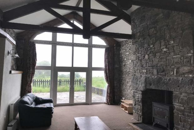 Thumbnail Barn conversion to rent in Dan Y Quarry Barn, Five Roads, Llanelli