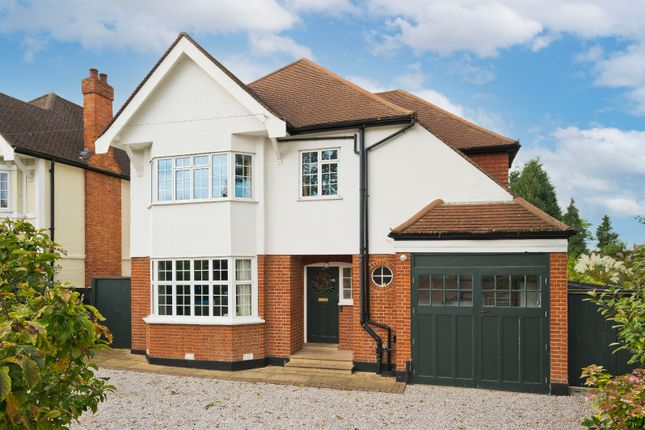 5 bed detached house for sale in Spencer Road, East Molesey, Surrey KT8