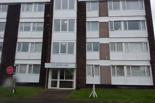 Thumbnail Flat to rent in Boston Court, Forest Hall, Newcastle Upon Tyne