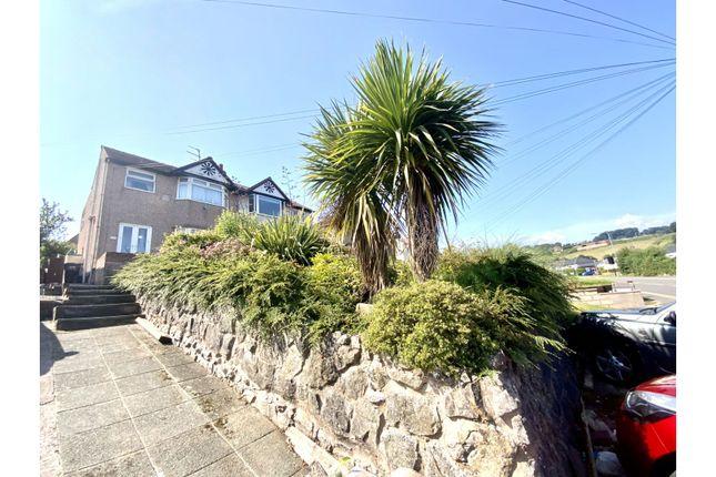Thumbnail Semi-detached house for sale in Sunnyside, Bagillt