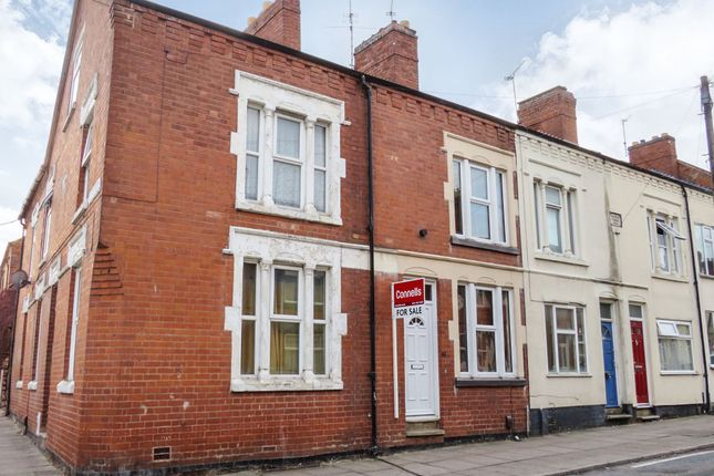 Terraced house for sale in Beatrice Road, Leicester