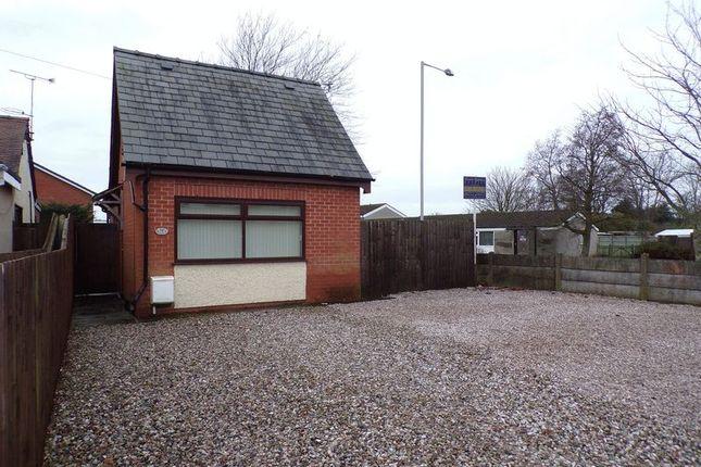 Thumbnail Detached bungalow for sale in Studholme Crescent, Penwortham, Preston