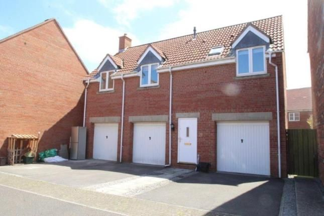 Thumbnail Detached house for sale in Rosemary Crescent, The Village Quarter, Portishead, North Somerset