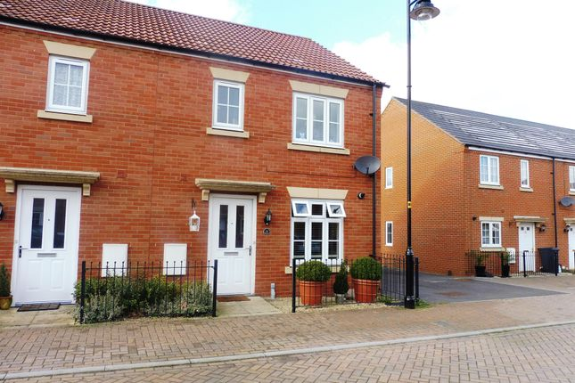Thumbnail Semi-detached house for sale in Keepers Road, Devizes