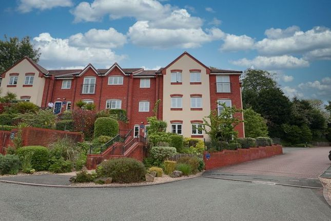 3 bed flat for sale in Millstone Court, Stone ST15