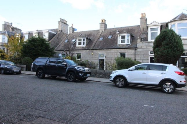 Thumbnail Terraced house to rent in Rosemount Place, Aberdeen