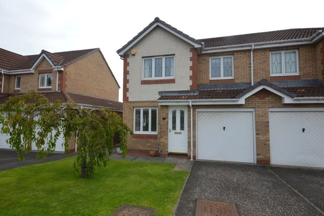 Thumbnail Semi-detached house to rent in Craigston Park, Dunfermline