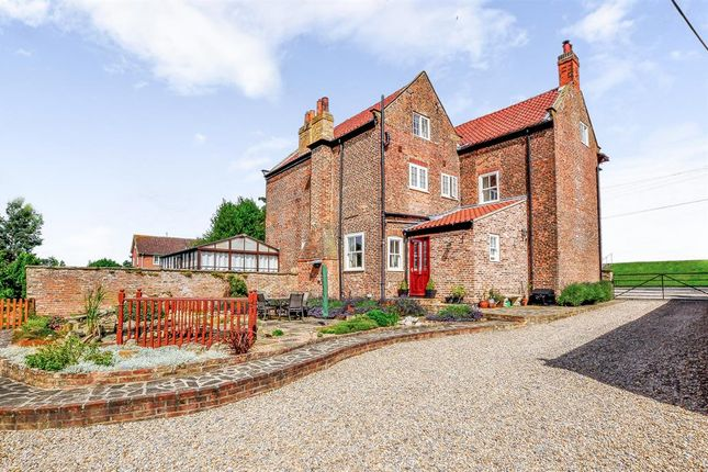 Thumbnail Detached house for sale in The Old Parsonage, Reedness