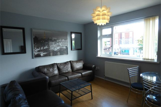 Thumbnail Flat to rent in Coppice Way, Shieldfield, Newcastle, Tyne And Wear