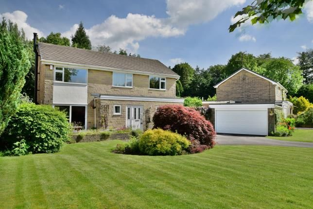 Thumbnail Detached house for sale in The Paddock, Buxton, Derbyshire