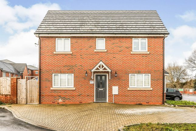 Thumbnail Detached house for sale in Bromford Way, Birmingham
