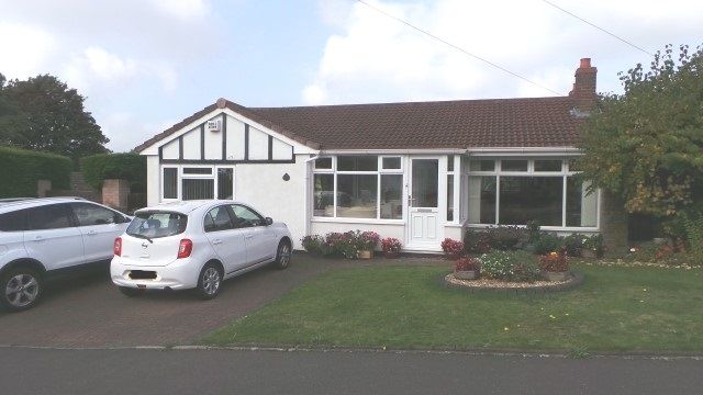 Thumbnail Bungalow for sale in Hothersall Drive, Sutton Coldfield