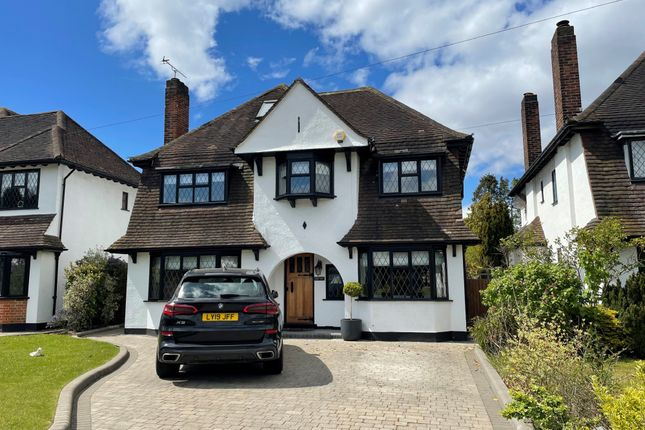 5 bed detached house for sale in Chislehurst Road, Petts Wood, Orpington BR5