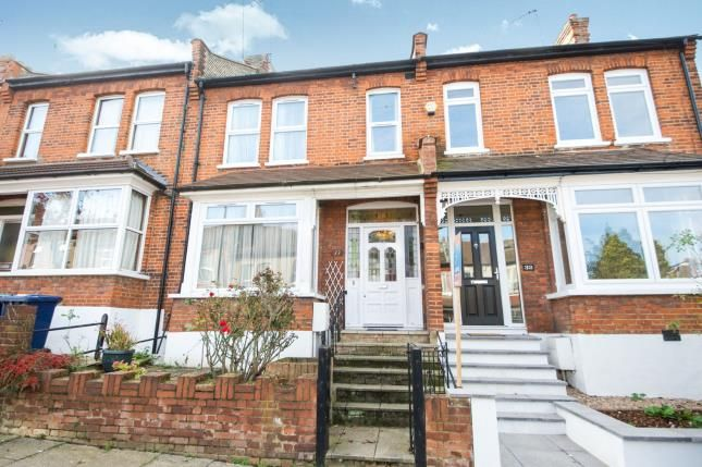 Thumbnail Terraced house for sale in Park View Crescent, London
