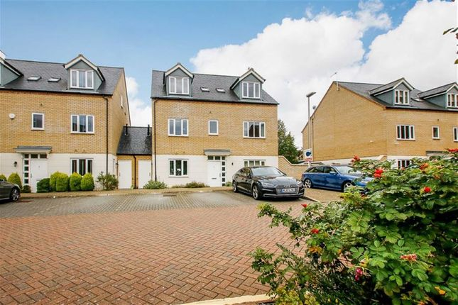 Thumbnail Semi-detached house for sale in Felsted, Caldecotte, Milton Keynes, Bucks