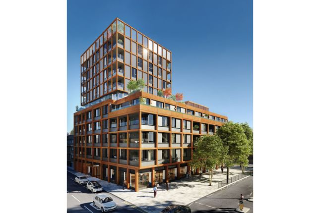 Thumbnail Office for sale in Hkr, 211 Hackney Rd., Hoxton