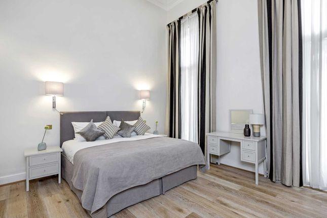 Thumbnail Flat to rent in Lariston Lodge, Kensington