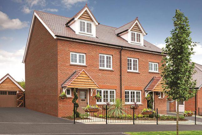 Thumbnail Semi-detached house for sale in The Harringtons, Harrington Lane, Exeter, Devon