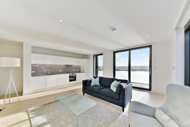 Thumbnail Terraced house to rent in Summerston House, Royal Wharf, London