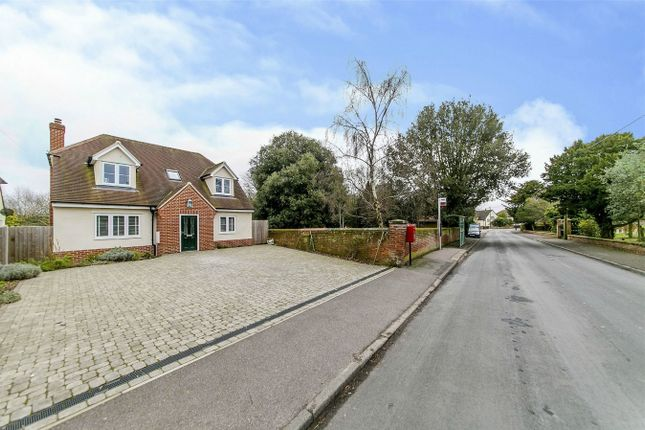 Thumbnail Detached house for sale in Belle Vue Road, Wivenhoe, Colchester, Essex
