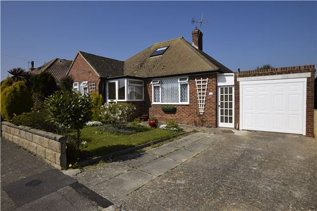 3 bed detached bungalow for sale in Gibb Close, Bexhill-On-Sea, East Sussex