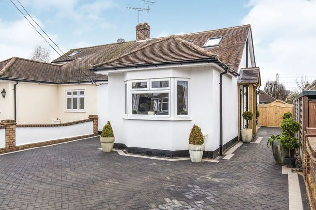 Thumbnail Detached bungalow for sale in Acacia Gardens, Upminster