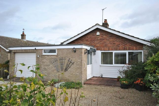 Thumbnail Bungalow for sale in Prince Andrews Road, Hellesdon, Norwich