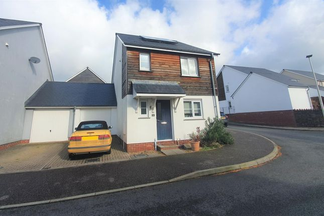 Thumbnail Detached house to rent in Castle Mill, Landkey, Barnstaple