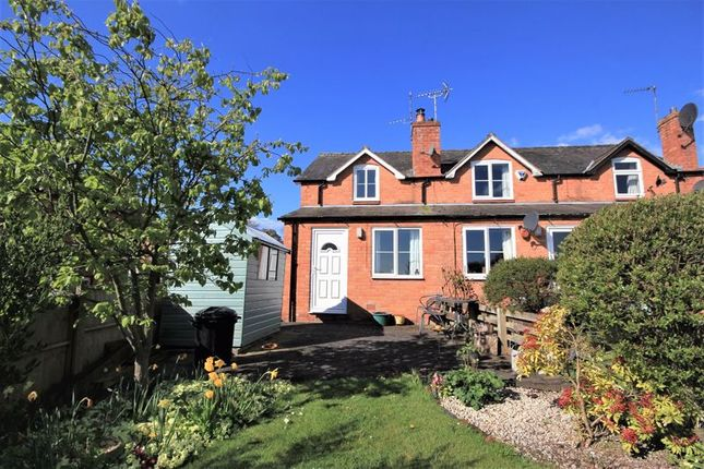 2 bed cottage for sale in Dobson Square, High Street, Malpas SY14