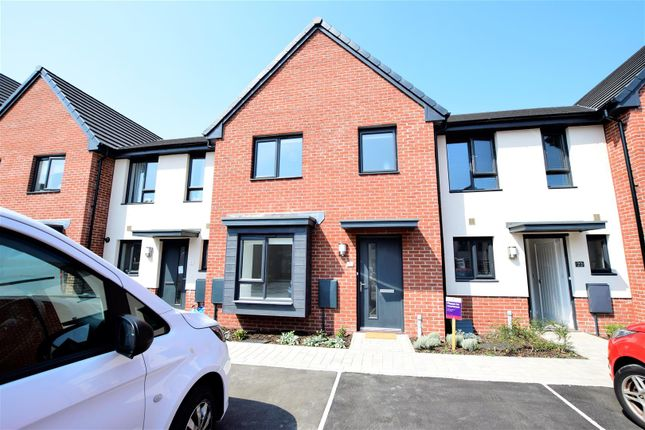 Thumbnail Terraced house to rent in Heol Ty Draw, Barry