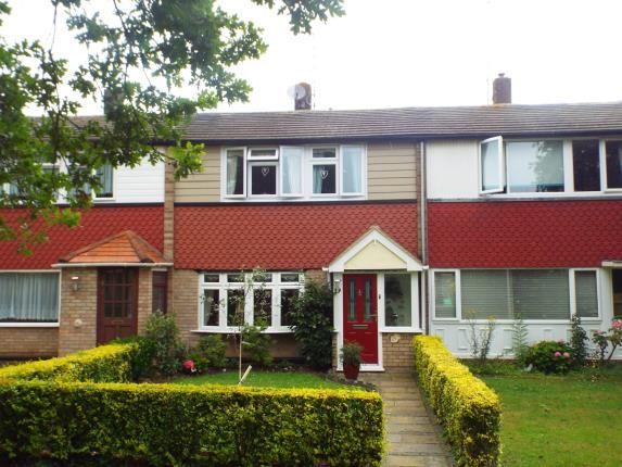 Thumbnail Terraced house for sale in Mynchens, Laindon, Basildon
