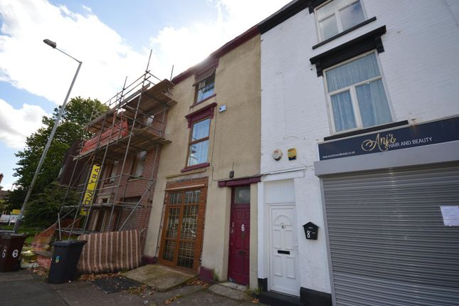 Thumbnail Terraced house for sale in Wellington Road, Bilston