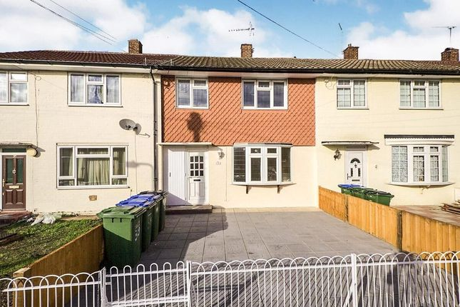 Thumbnail Terraced house to rent in Chalcombe Road, London