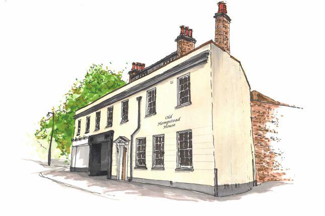 Thumbnail Flat for sale in Queensway, Hemel Hempstead