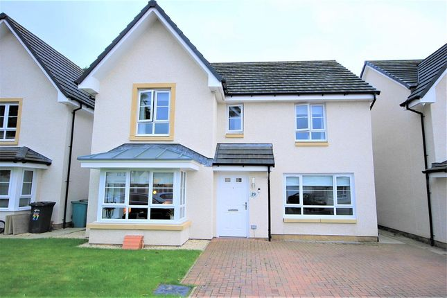 Thumbnail Detached house for sale in Templegill Crescent, Wishaw