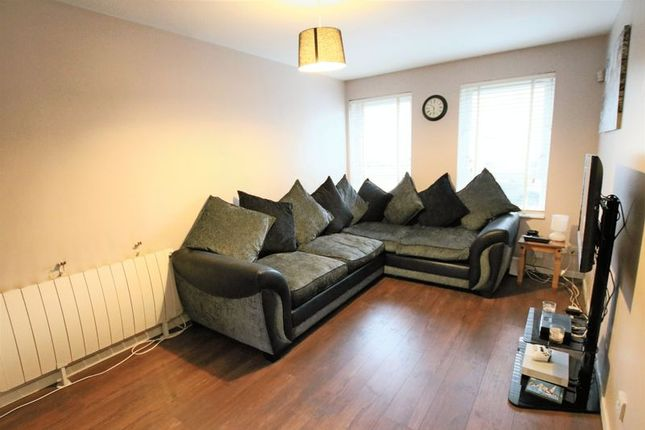 Lounge of Clepington Court, Dundee DD3