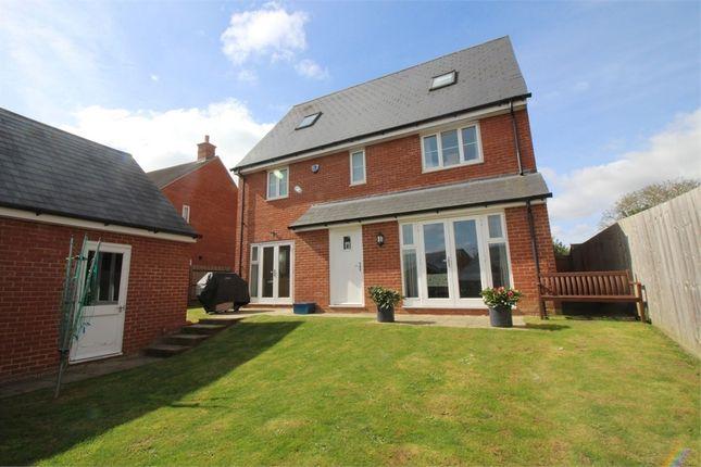 Thumbnail Detached house to rent in Newport Road, Brooklands, Milton Keynes, Buckinghamshire