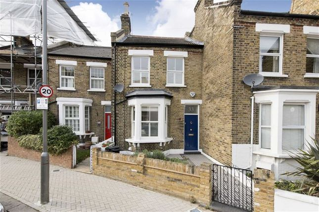 Thumbnail Terraced house to rent in Bective Road, Putney