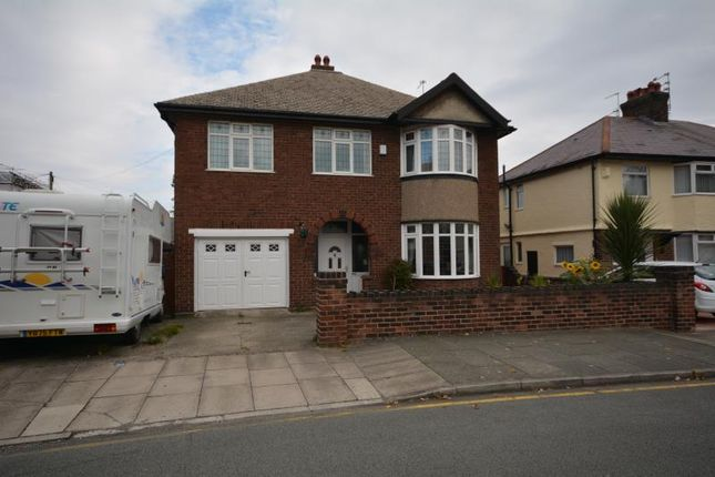 Thumbnail Detached house for sale in Waverley Road, Hoylake, Wirral
