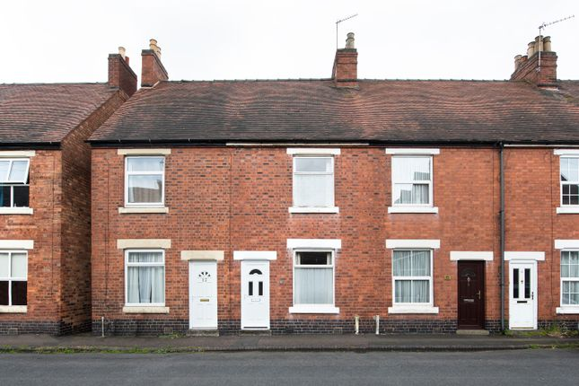 Thumbnail Terraced house for sale in Dent Street, Tamworth