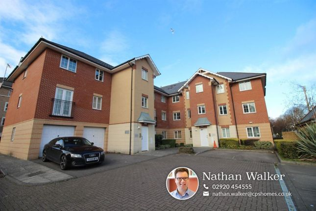 Thumbnail Flat for sale in Seager Drive, Cardiff