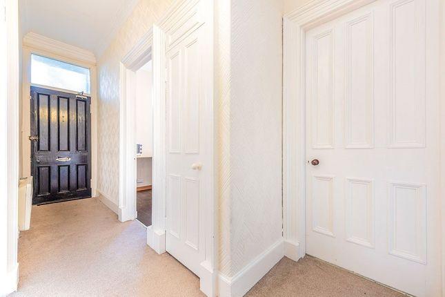 Hallway of High Street, Arbroath, Angus DD11