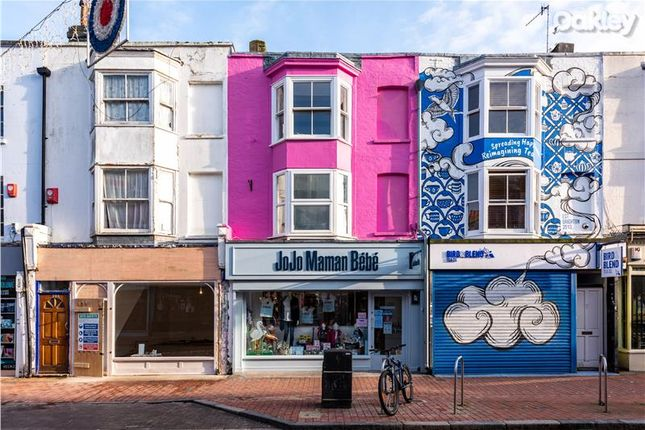 Thumbnail Commercial property for sale in Gardner Street, Brighton, East Sussex