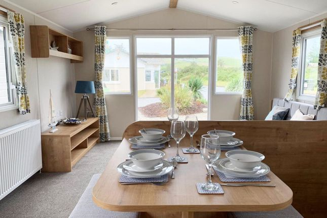 Thumbnail Mobile/park home for sale in Clare Road, Ballycastle