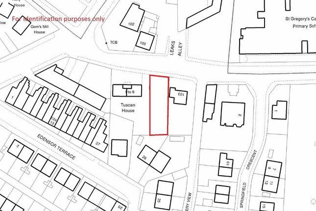 Thumbnail Land for sale in Spring Garden Road, Stoke-On-Trent, Staffordshire