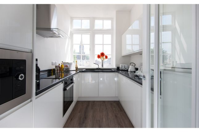 Thumbnail Flat for sale in Old Moffat Academy Academy Road, Moffat